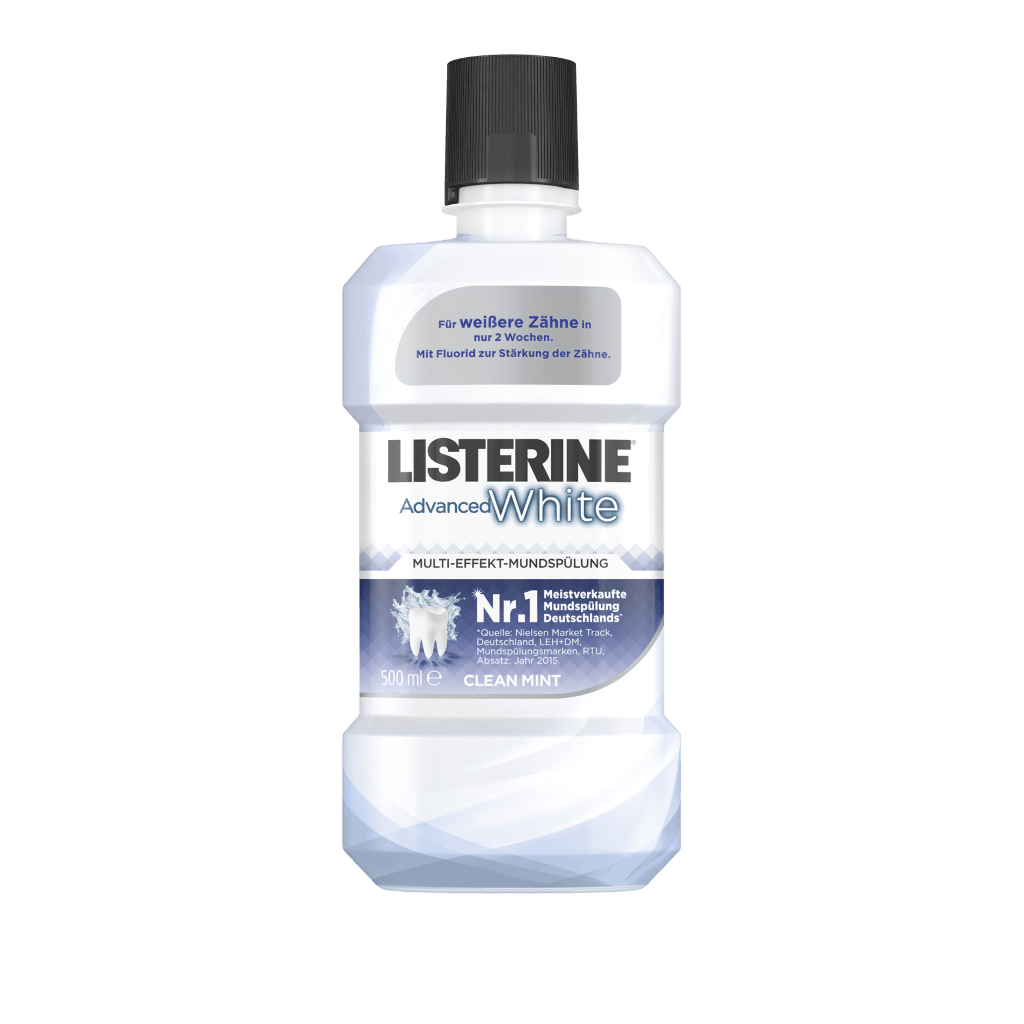 LISTERINE<sup>&reg;</sup> Advanced White Mundspülung