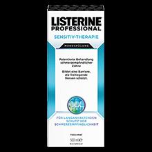 Listerine<sup>®</sup> Professional Sensitiv Therapie