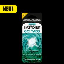 Listerine Go! Tabs™