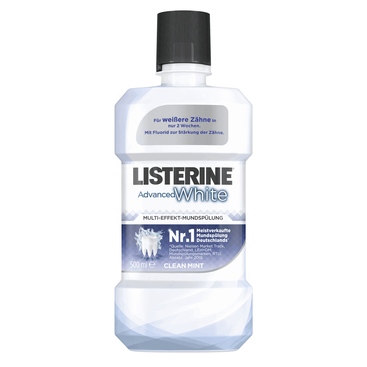 Listerine<sup>&reg;</sup> Advanced White